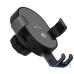 Автомобильный держатель беспроводная зарядка для смартфона 70Mai Wireless Car Charger PB01 Black — интернет магазин All-Ok. Фото 1