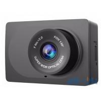 Автомобильный видеорегистратор YI Smart Dash camera Black