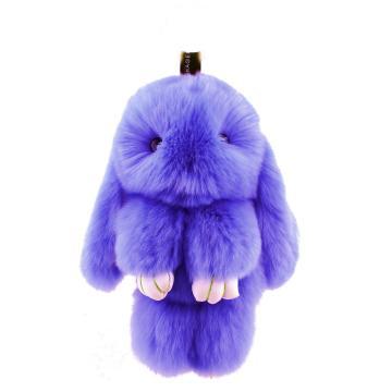 Брелок Пушистик Rabbit Violet