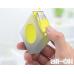 Кабель Lightning ROCK Lightning Retractable Charge & Sync Cable 0,8M Yellow (RCB0547-Yellow) — интернет магазин All-Ok. Фото 3