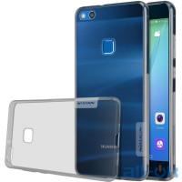 Силиконовый чехол для Huawei P10 Lite прозрачный