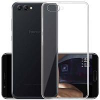 Силиконовый чехол для Huawei Honor V10 прозрачный