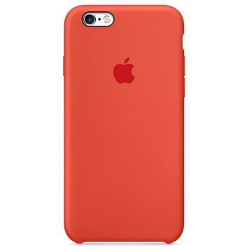 Чехол Original Soft Case iPhone 5 Orange