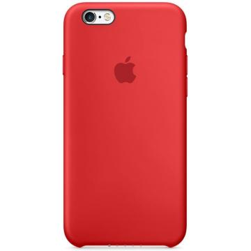 Чехол Original 99% Soft Matte Case for iPhone 6 Red
