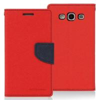 Чехол книжка Book Cover Goospery Samsung J500 (J5) Red