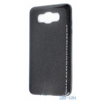 Чехол Remax Glitter Silicon Case Samsung J710 (J7-2016) Black