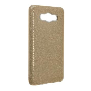 Чехол Remax Glitter Silicon Case Samsung J710 (J7-2016) Gold
