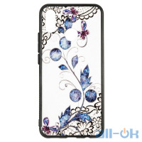 Чехол Rock Tatoo Art Case для Xiaomi Redmi Note 5  Butterfly