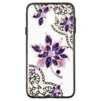 Чехол Rock Tatoo Art Case для Xiaomi Redmi Note 5   Flowers