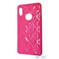 Чехол Baseus Rhombus Case для Xiaomi Redmi Note 5 Pink