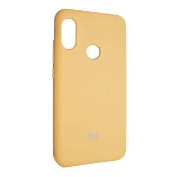 Чехол Original Soft Case Xiaomi Redmi 6 Pro/Mi A2 Lite Gold