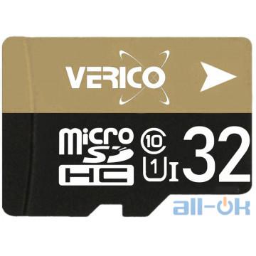 Карта памяти Verico MicroSDHC 32GB UHS-I Class 10