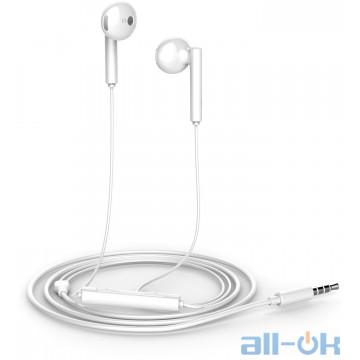 Наушники с микрофоном Huawei AM115 White