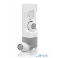 Наушники Motorola VerveOnes Music Edition Wireless Stereo Earbuds White Gray