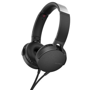 Наушники Sony Extra Bass MDR-XB550AP Black