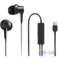 Наушники с микрофоном Xiaomi Mi In-Ear Headphones Pro Type-C Black