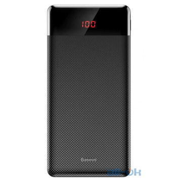 Внешний аккумулятор (Power Bank) Baseus Mini Cu digital display Power Bank 10000mAh Black (PPALL-AKU01)