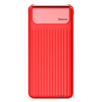 BASEUS Power Bank quick charge 3.0 10000mAh Red