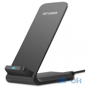 Беспроводное Зарядное Устройство Cinkeypro Quick Charge 2.0 Black