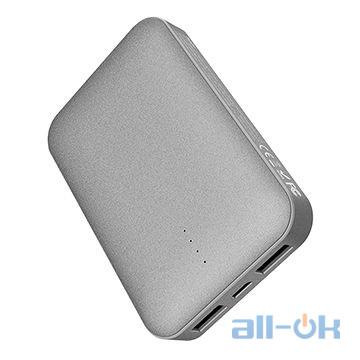 Power Bank Rock P5 Mini 10000 mAh Grey