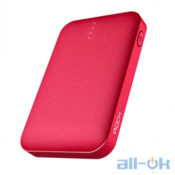 Power Bank Rock P51 Mini 10000 mAh Red