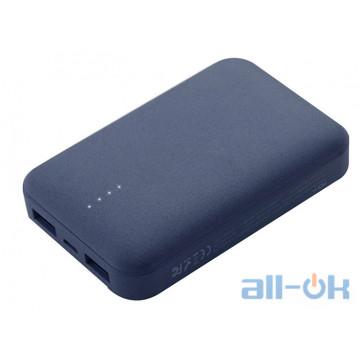 Power Bank Rock P51 Mini 10000 mAh Navy Blue