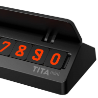 Временная карта парковки Xiaomi BCase TITA mini Black