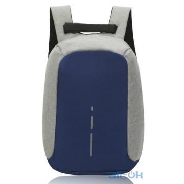 Рюкзак антивор городской XD Design Bobby Compact anti-theft backpack Blue
