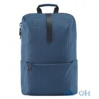 Рюкзак городской Xiaomi Mi College Casual shoulder bag / blue