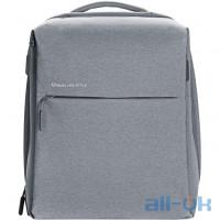 Рюкзак городской Xiaomi Mi minimalist urban Backpack / light grey