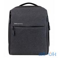 Мiський рюкзак Xiaomi Mi minimalist urban Backpack / dark grey