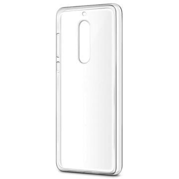 Силиконовый чехол для Nokia 5 White