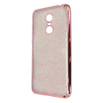 Чехол Remax Glitter Air Series for Xiaomi Redmi 5 Plus Pink