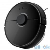 Робот-пылесос с влажной уборкой RoboRock Vacuum Cleaner 2 Black S55