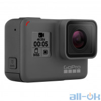 Экшн-камера GoPro HERO5 Black CHDHX-501