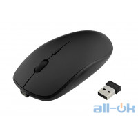 Мышь CHYI Wireless Silent Black