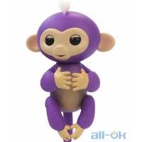 Обезьянка Pets Happy Monkey Violet