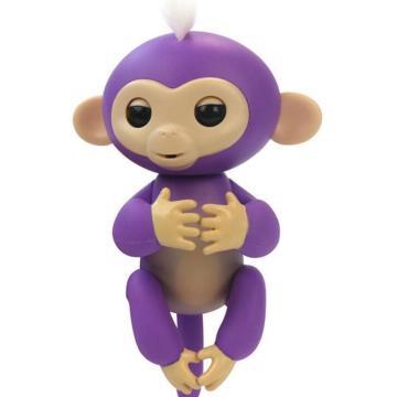 Обезьянка Pets Happy Monkey Violet