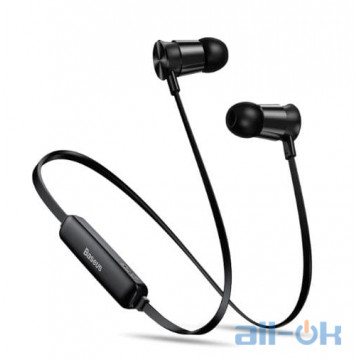 Бездротові навушники Baseus S07 black