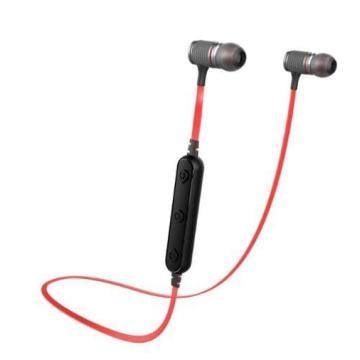 Беспроводные наушники AWEI T12 red