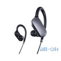 Наушники Xiaomi Mi sport Bluetooth headset Black ZBW4378GL