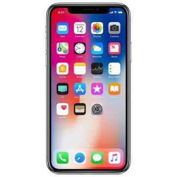 Apple iPhone X 256GB Silver MQAG2