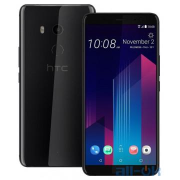 HTC U11 Plus 6/128GB Ceramic Black