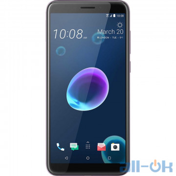 HTC Desire 12 3/32Gb dual Purple