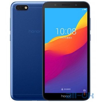 Honor 7S 2/16GB Blue Global Version