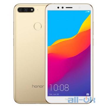 Honor 7C 3/32GB Gold Global Version