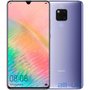 Huawei Mate 20X 6/128GB Phantom Silver Global Version