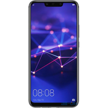 Huawei Mate 20 Lite 4/64GB Single SIM Black Global Version