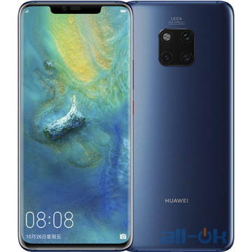 Huawei Mate 20 Pro 6/128GB Midnight Blue Global Version