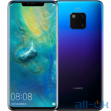 Huawei Mate 20 Pro 6/128GB Twilight Global Version